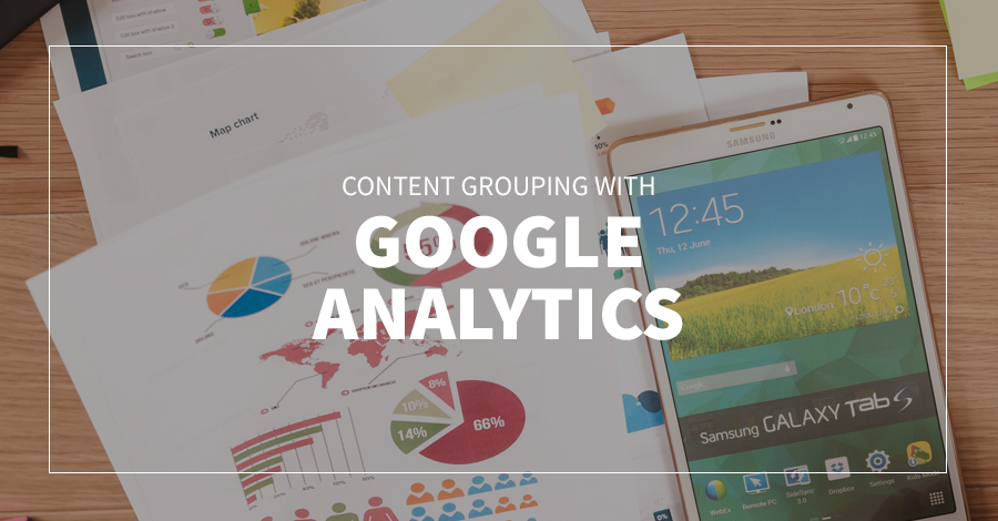Content Grouping with Google Analytics