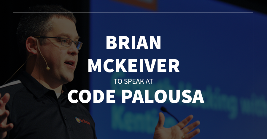 Brian McKeiver to Speak at Code PaLOUsa