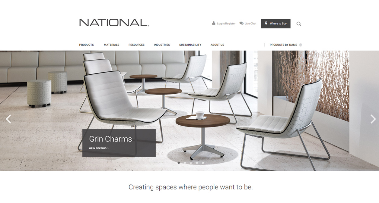 National Office Furniture Bizstream