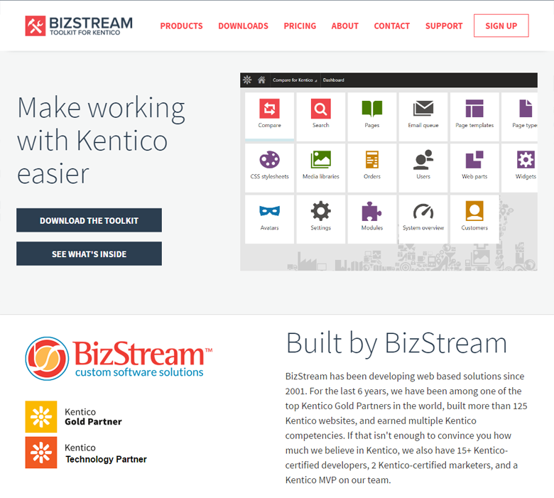 BizStream Toolkit