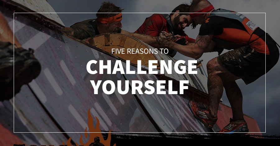 Five Reasons to Challenge Yourself