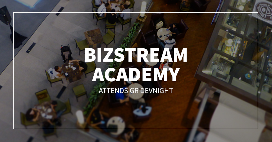 BizStream Academy Attends GR DevNight