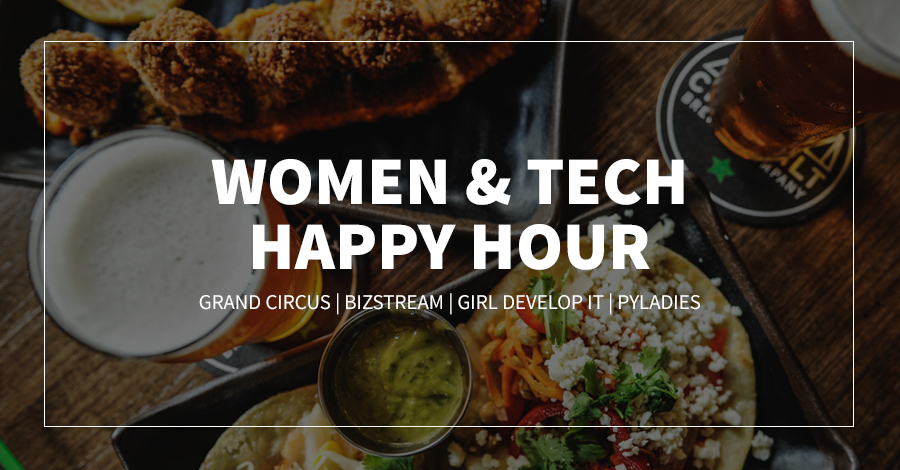 Event | Women & Tech Happy Hour