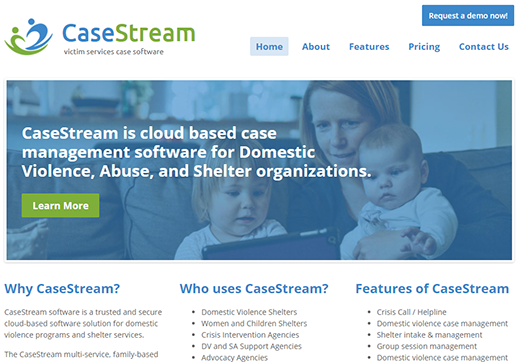 CaseStream | Headless CMS Implementation