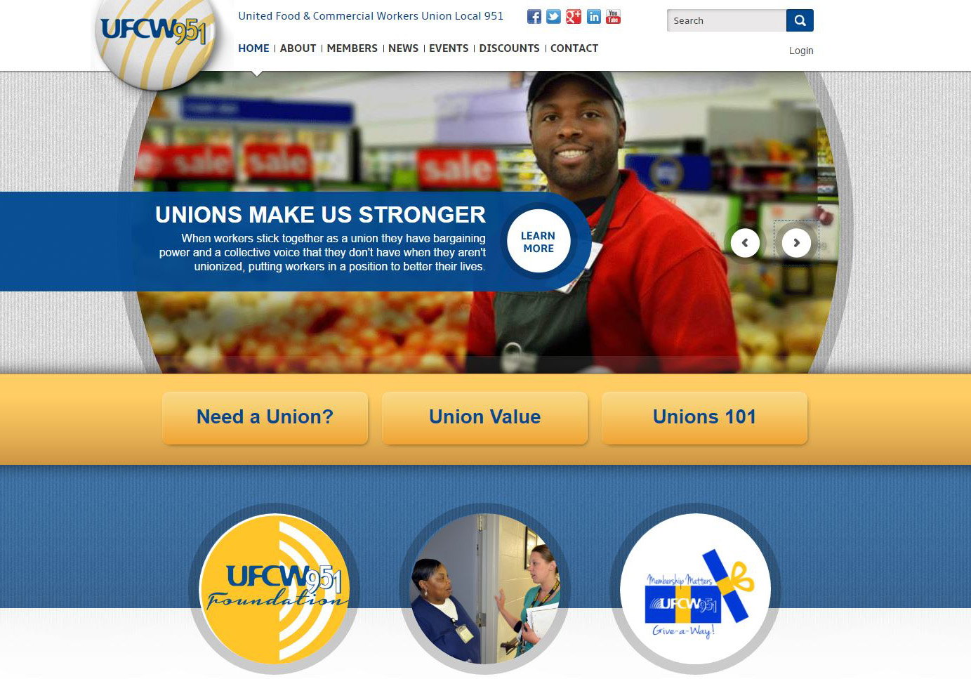 UFCW Local 951