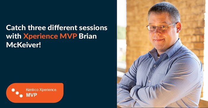Image of Brian McKeiver, Xperience MVP